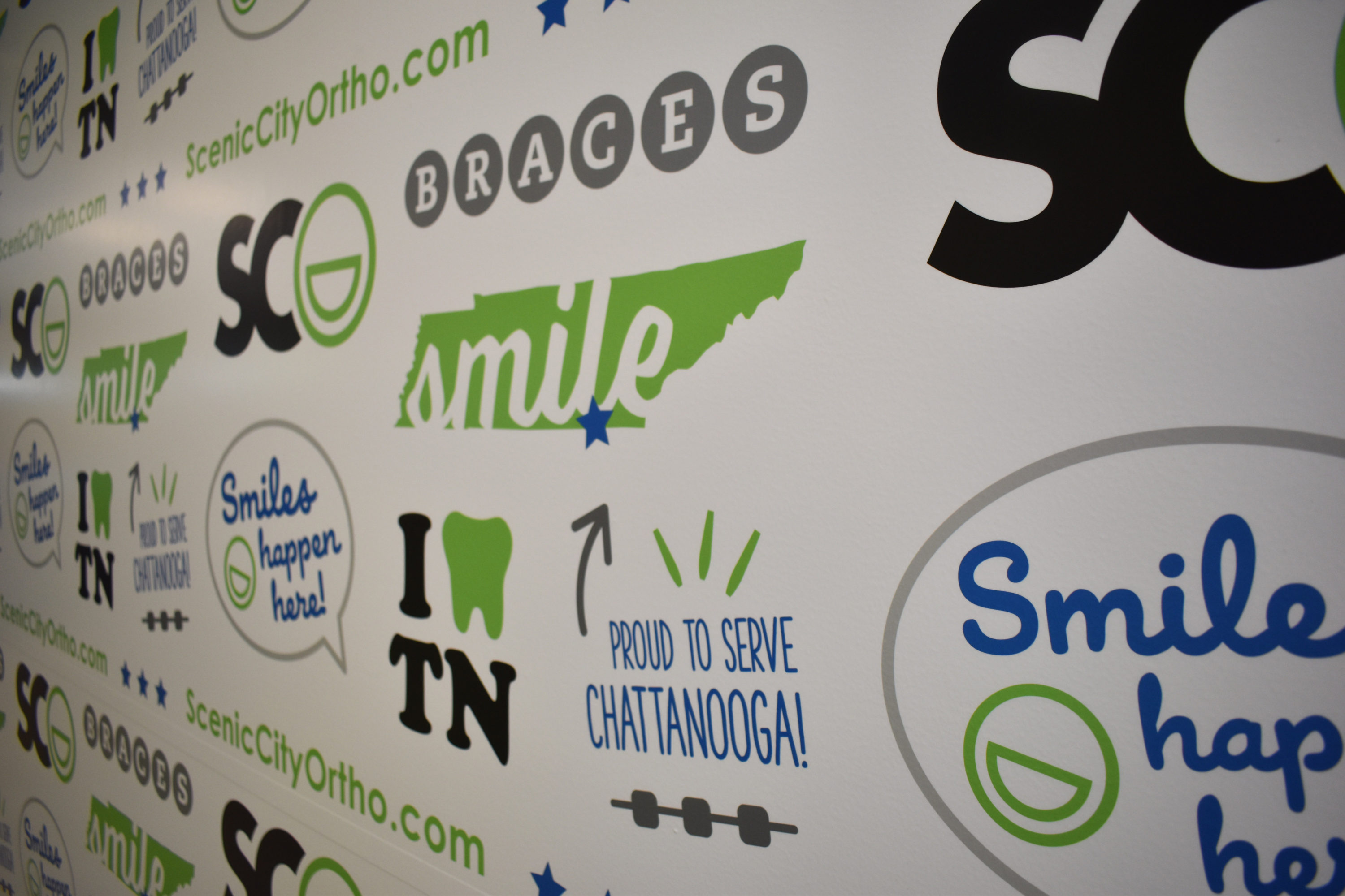 Scenic City Orthodontics Inview Graphics